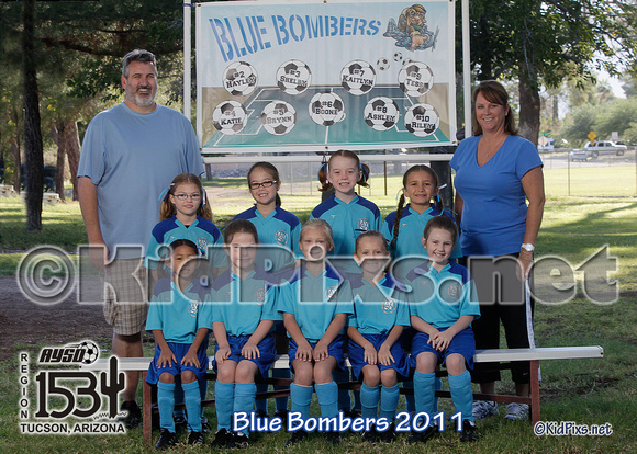 -blue bombers